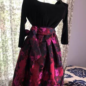 Eliza J Floral Dress size 6